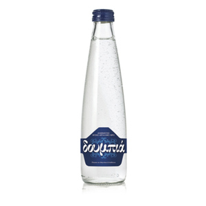 CARBONATED NATURAL MINERAL WATER DOUBIA 0.75X12G